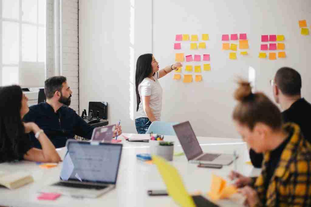create a staffing plan