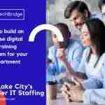 How to build an in-house digital skills training program for your IT department